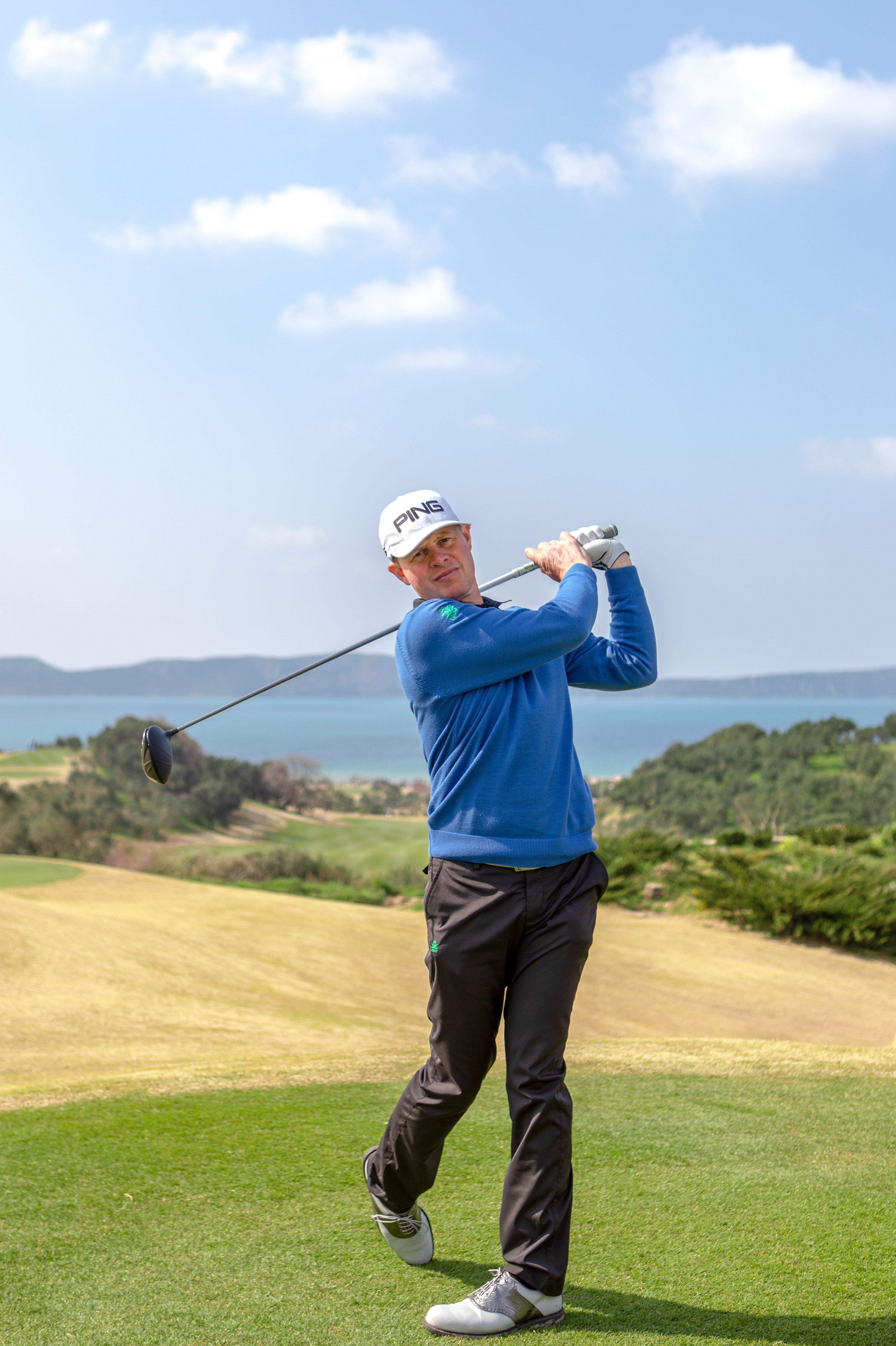 Alessandro Tadini, PGA of Italy
