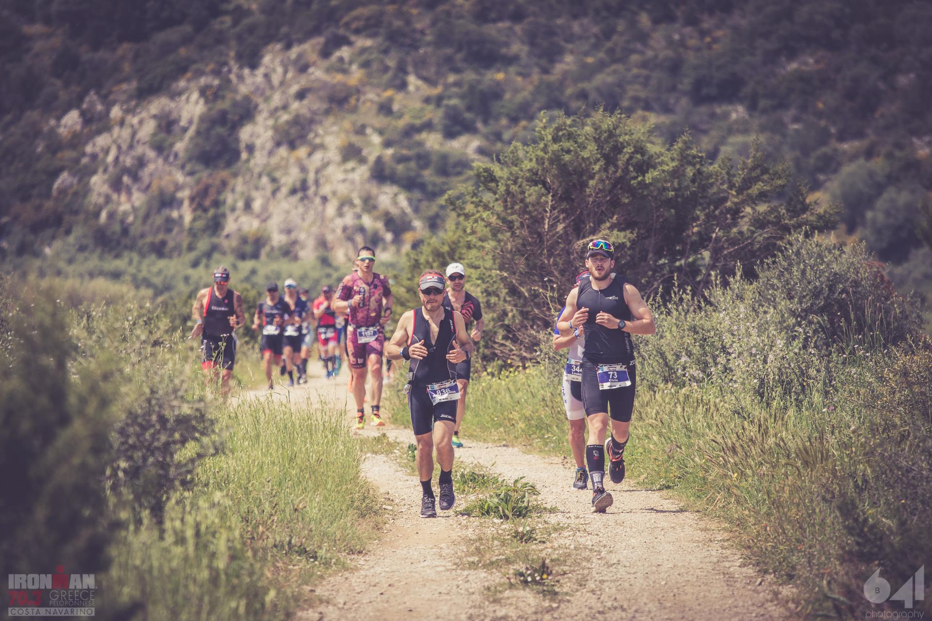 21.1 km run